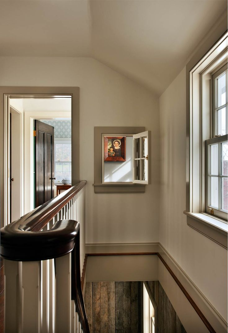 Colonial Interior Design | Early American Interior Design | John Murray Architect