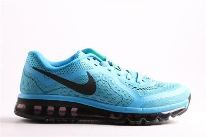 Nike Air Max Erkek Mavi Print Serisi Rahat Koşu Yürüyüş Ayakkabısı