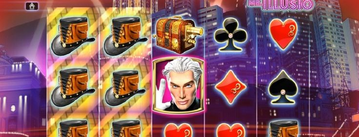 Play video slot Mr Illusio and a lot of other highly desired online casino games. The real players will find a list of all the online casinos in the side menu with all the casino news and bonus overviews too. #videoslot #MrIllusio