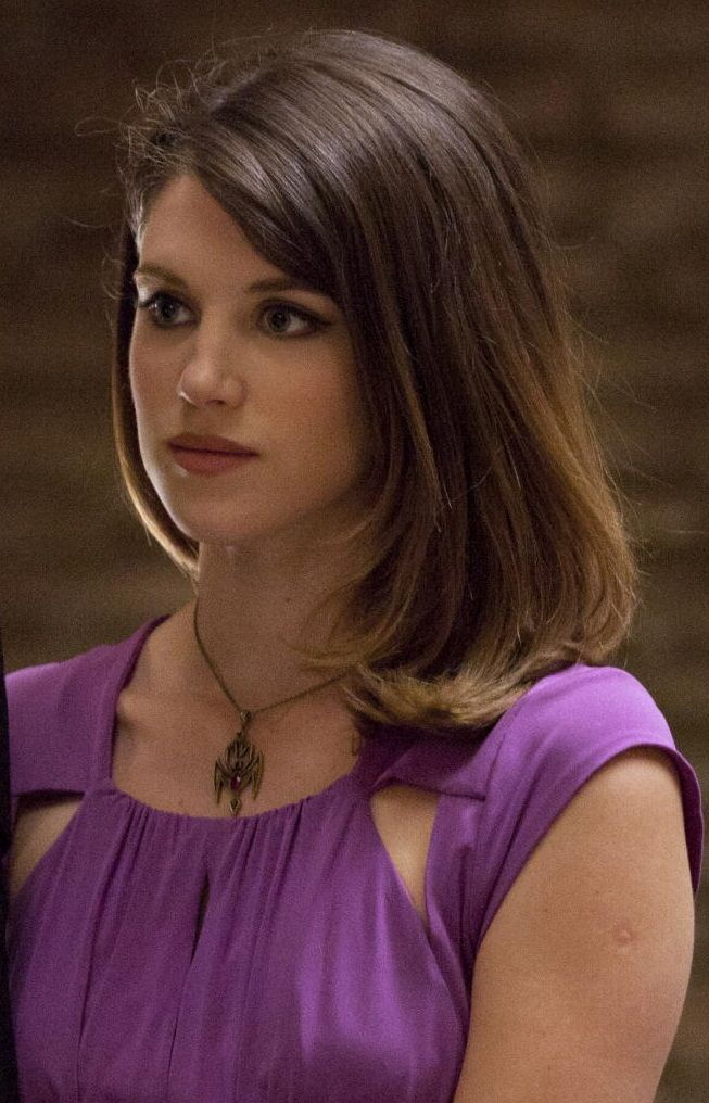 lucy griffiths, obsessed with her hair