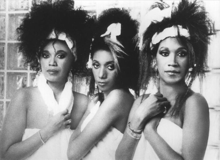 The Pointer Sisters | Legacy Recordings