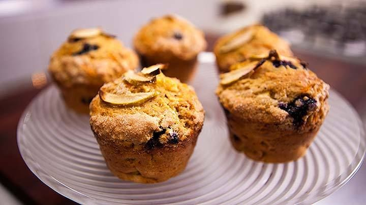 Breakfast Muffins from Everyday Gourmet with Justine Schofield