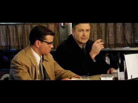 The Good Shepherd (2006) - IMDB: 6.7 -  Matt Damon, Angelina Jolie, Robe...