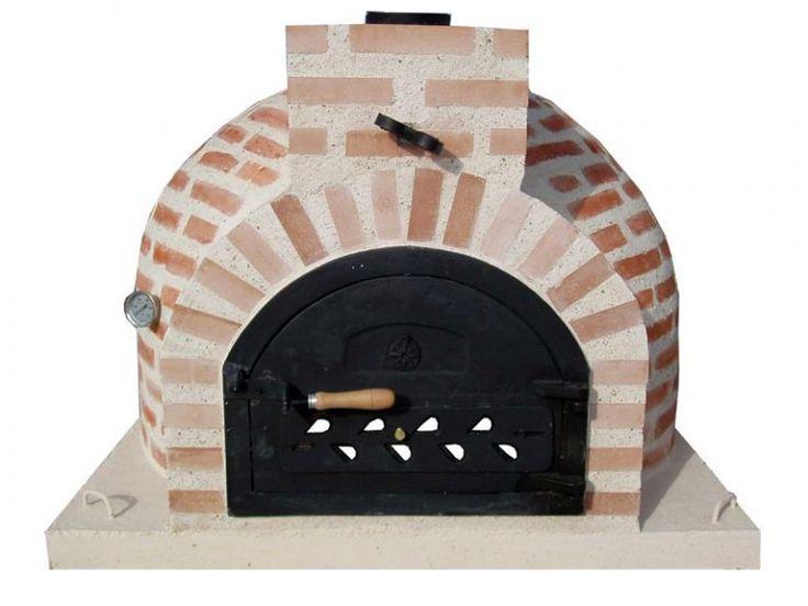 Pizzaöfen Und Holzbacköfen Mit Feuerfester Ton Kuppel