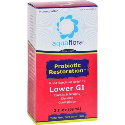 Aqua Flora Probiotic Restoration - 2 Fl Oz - 0815381