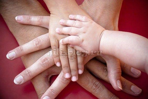 Пальчиковые игры для малышей 1 года