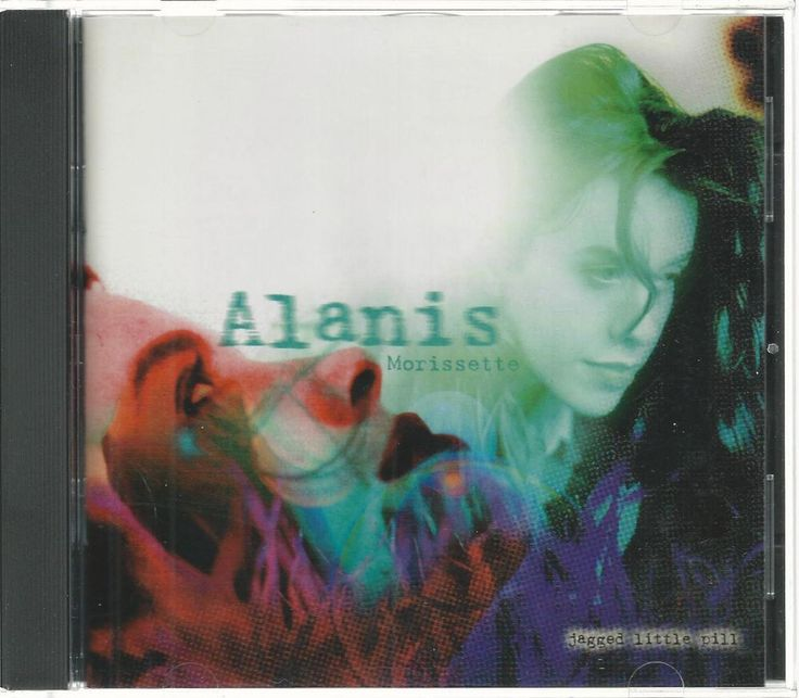Alanis Morissette: Jagged Little Pill. Wake Up. Maverick/Reprise Original Issue CD (1995). Looks and plays like new. In original jewel case with original inserts. Mary Jane. Head Over Feet. You Learn. | eBay!