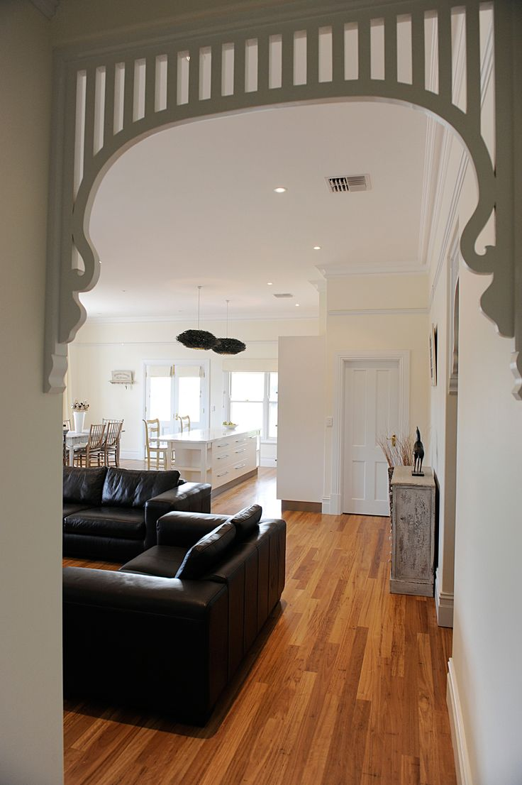 Traditional,Late Victorian Architraves and Skirting boards