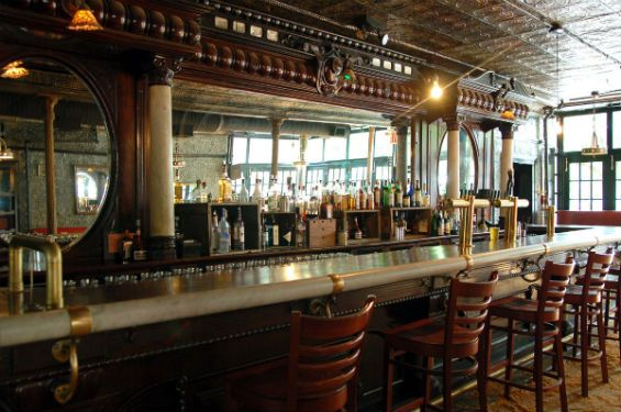 Goldenrod Opens and Revives a Bit of Brooklyn's Beer History