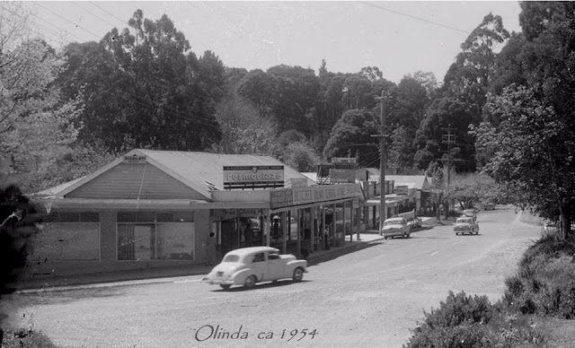 Shaun Kenaelly.: Olinda in the 1950s