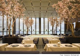 The Four Seasons Restaurant - New York City