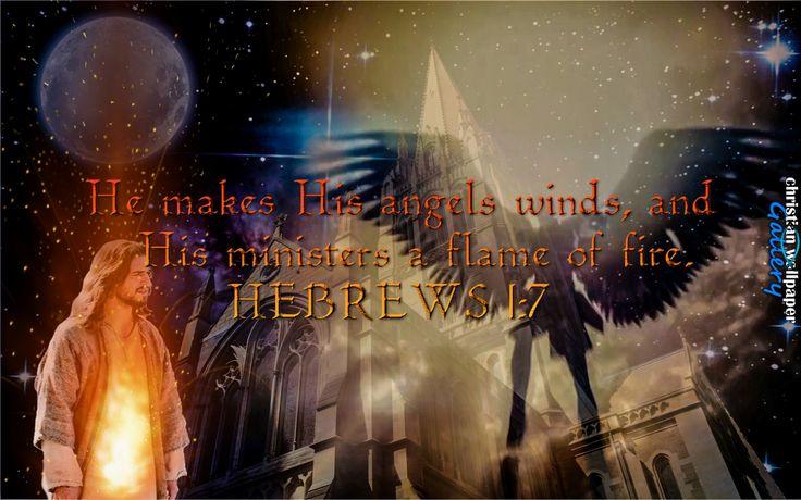 Hebrews 1 Verse 7 ESV