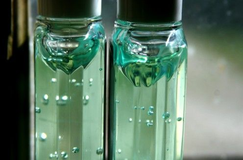 How to Make Aloe Vera and Lavender Hand Sanitizer