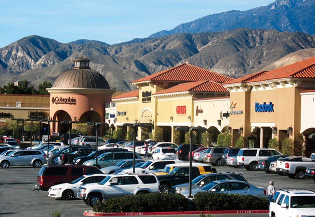 THE BEST OUTLET MALL IN AMERICA  Cabazon Outlets  CABAZON, CA    Dolce in the desert? Cucinelli in Cabazon? A mohair suit might seem out of place surrounded by a casino and an automated sprinkler system, but these outlets near Palm Springs are the most stocked in the country.