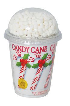 Candy Cane Hot Chocolate Cup #9617104 $5.99 www.lambertpaint.com