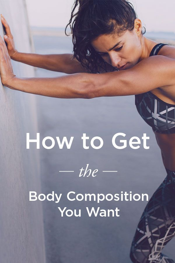 5 Exercises to Achieve Your Body Composition Goals