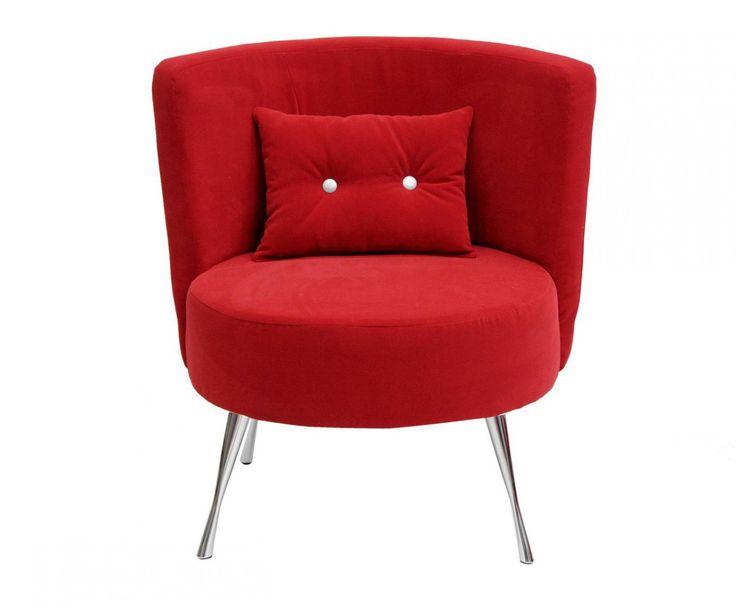 Stylowy Fotel Cubi Happy Barok #fotel #armchair #chair #meble #furniture #house #home #dom #mieszkanie #homedesign #homedecor #livingroom #livingroomdesign #salon #new #polish #design #designer #happy #barok #thebest #poduszka #pillow #red #czerwony #onemarket.pl