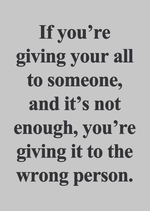 Thats so sad but true..