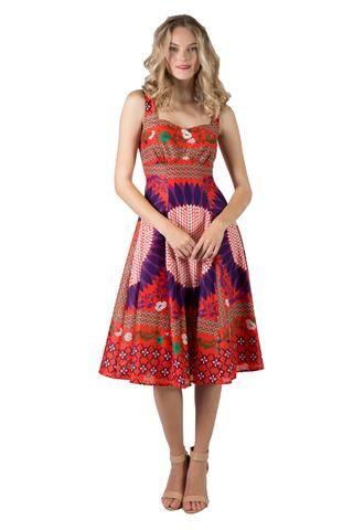 Tip Toe Teresa Dress