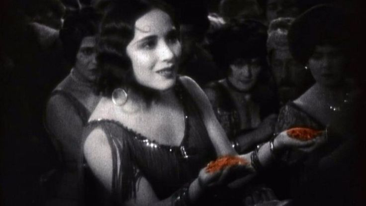 A long-ago buried and forgotten silent film archive has become a new work of art.