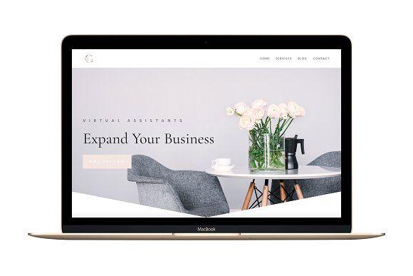 The Helen Divi Child Theme Wordpress Wordpress Theme Creative Wordpress Themes Website Template Design