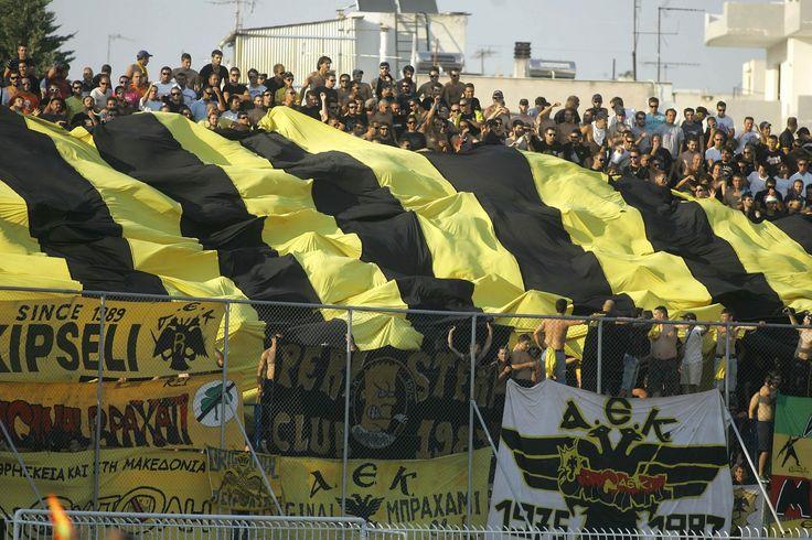 AEK fans!