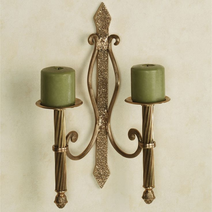 8 Best Candle Sconces Images On Pinterest  Candle Wall Sconces Prepossessing Candle Wall Sconces For Dining Room Review