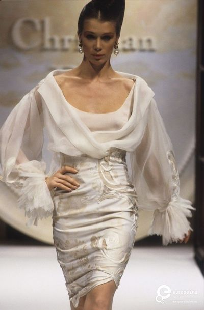 Christian Dior, Spring-Summer 1993, Couture | Christian Dior