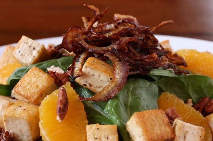 Coconut Quinoa and Spinach Salad | yummy! | Pinterest | Coconut Quinoa ...