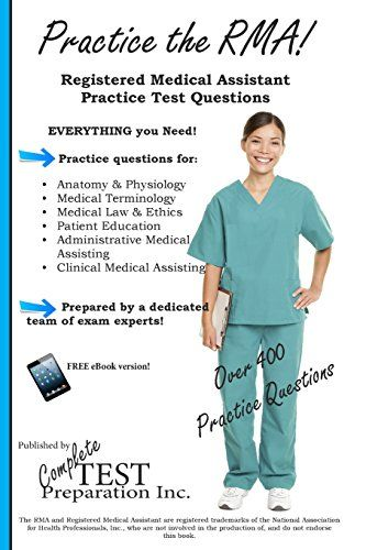 9 best medical assistant certification images on pinterest registered medical assistant practice t fandeluxe Choice Image