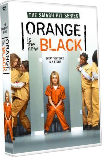 Orange is the New Black fra Dvdhuset. Om denne nettbutikken: http://nettbutikknytt.no/dvdhuset-no/