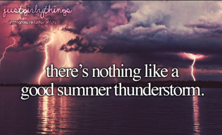 1000+ Thunderstorm Quotes On Pinterest