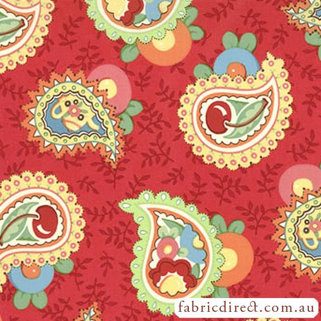 Image detail for -Mary Engelbreit Fabric