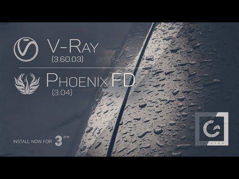 Install Vray 3.6.03 for 3ds Max 2018 (with PhoenixFD 3.04) Latest version +  Download link - YouTube | 3ds max, Autodesk 3ds max, Popular kids stories