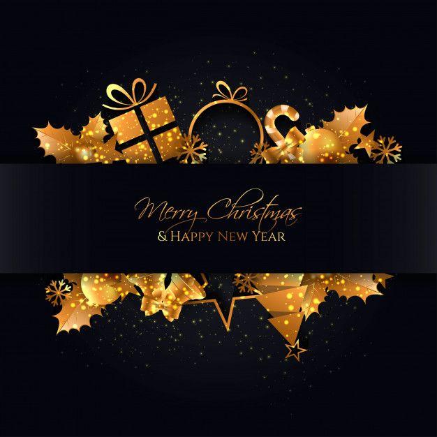 Elegant Christmas Background Hd.Elegant Black And Gold Christmas Background Boze