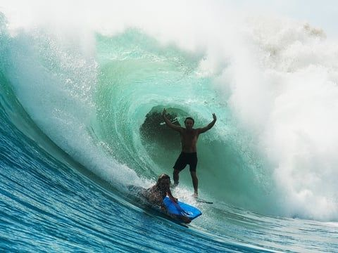Jungle Boy Brenno. Watch this surf video now.