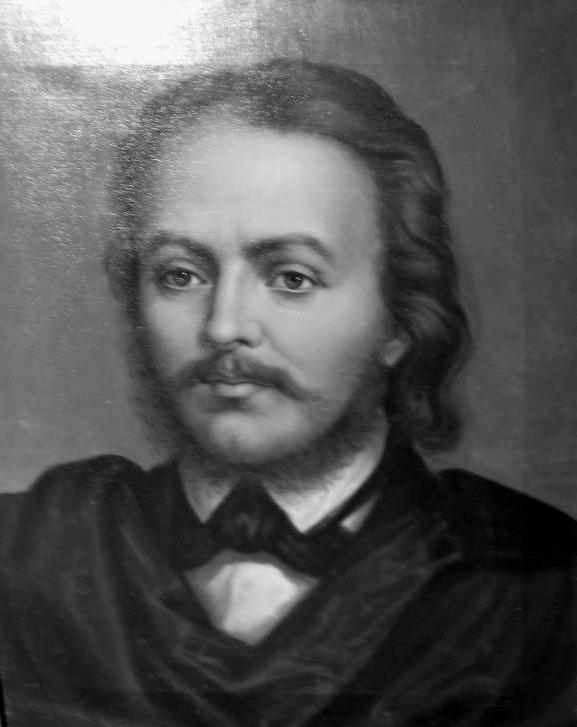 Mișu Popp – Portretul lui Gheorghe Lazăr