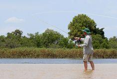 Okavango Delta - Botswana - Fly Fishing