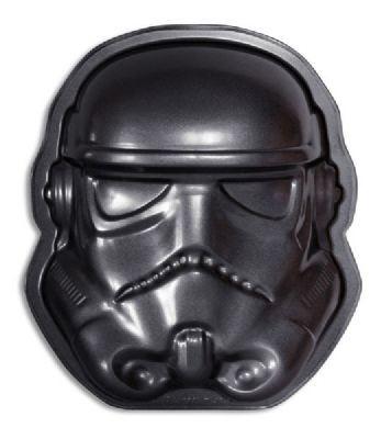 Molde para pasteles Star Wars. Stormtrooper Foto 1