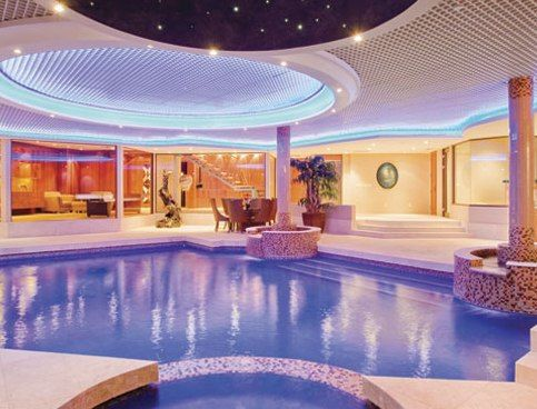 46 Best Images About Indoor Swimming Pools On Pinterest House Plans Mansions And Swimming