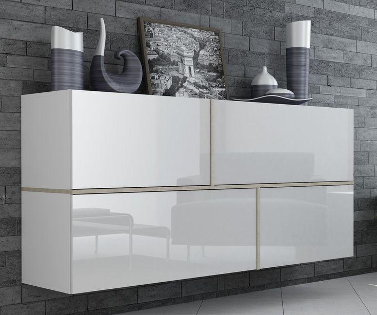Meer dan 1000 idee n over witte dressoir op pinterest for Dressoir design