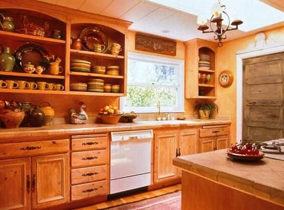 18 best Rustic kitchen ideas images on Pinterest Mexican - mexican kitchen design