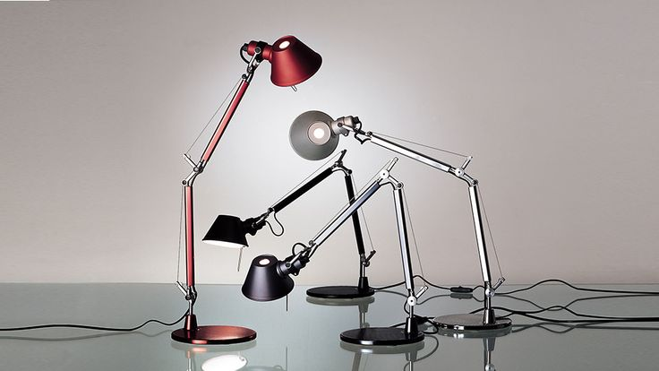 Tolomeo Table Micro - Artemide (but which colour?)