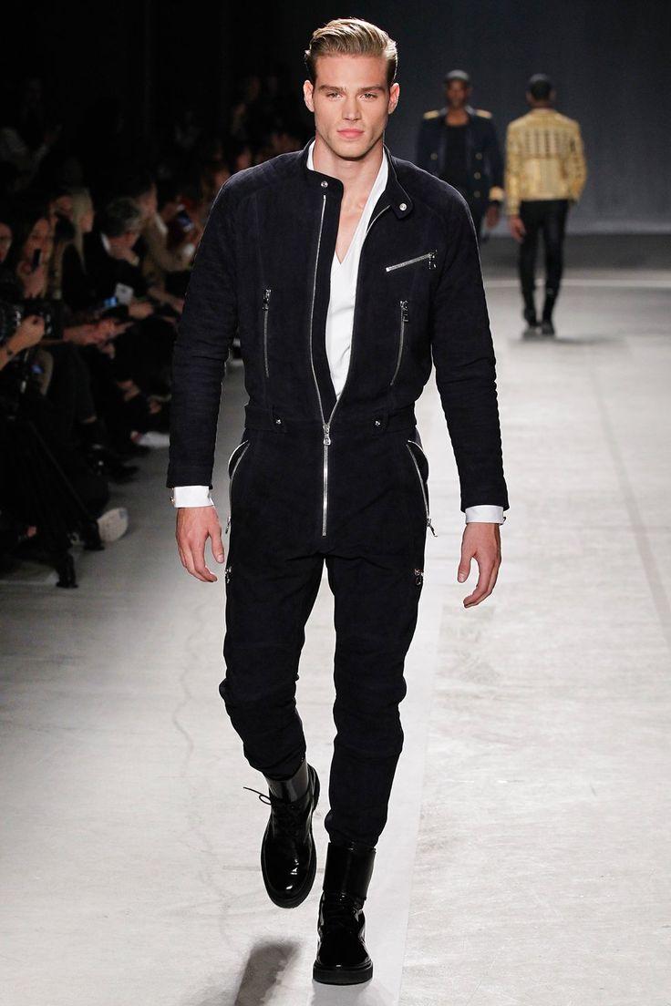 Balmain x H&M : jumpsuit madness