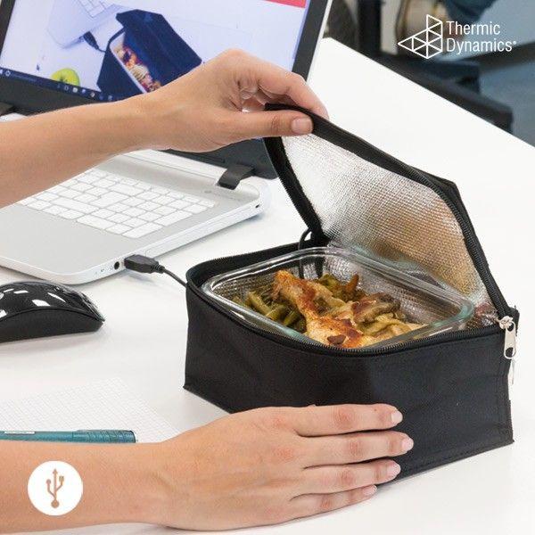 Thermic Dynamics #USB #Thermo #Lunchbox #essen #Büro #Arbeitsplatz #Aufbewahrung #Freizeit