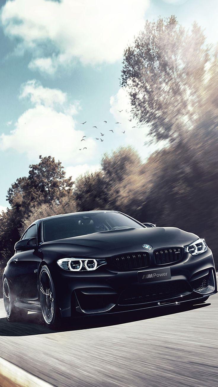 BMW M4 F82 BLACK TUNING 1080X1920