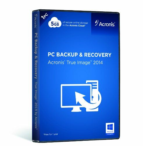 Acronis True Image Backup & Recovery 2014  http://www.bestcheapsoftware.com/acronis-true-image-backup-recovery-2014/