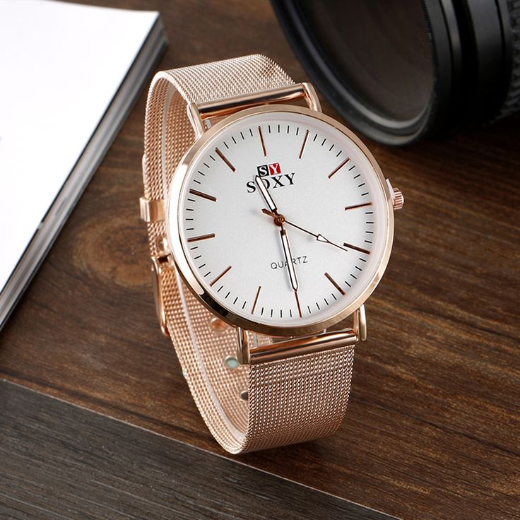 $4.98 (Buy here: https://alitems.com/g/1e8d114494ebda23ff8b16525dc3e8/?i=5&ulp=https%3A%2F%2Fwww.aliexpress.com%2Fitem%2FNew-Fashion-Rose-Gold-Watch-Women-Elegant-Casual-Steel-Mesh-Quartz-Watch-Ladies-Watches-SOXY-Watch%2F32673195760.html ) SOXY Brand Fashion Rose Gold Watch Women Watches Steel Mesh Quartz Watch Boutique Lady Hour Gift Montre Femme Relojes Mujer 2016 for just $4.98