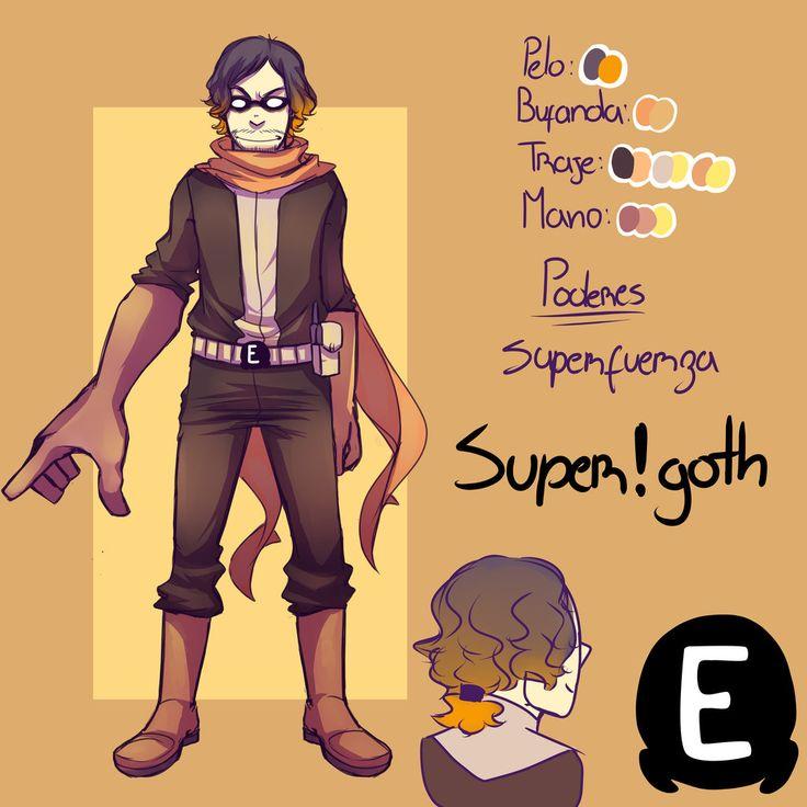 Edgar - Súper!Goth [Jaidefinichon] | by Inuinuns1