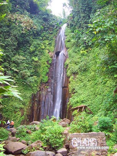 Coban Canggu Waterfall - Mojokerto - East Java